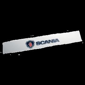 Paraspruzzi rimorchio bianco Scania