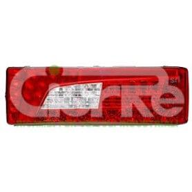 fanale posteriore led scania destro