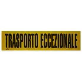 TABELLA TRASPORTO ECCEZIONALE 600x125 OMOLOGATA