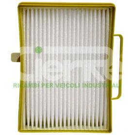 Filtro abitacolo adattabile a Scania 1913503 - 1420197