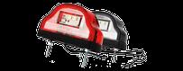 License plate lights for truck semitrailer - trailer LED 12/24V