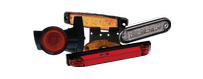 Footprint lights Truck - Trailer - Tractor LED