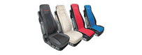 Universal seat covers Iveco