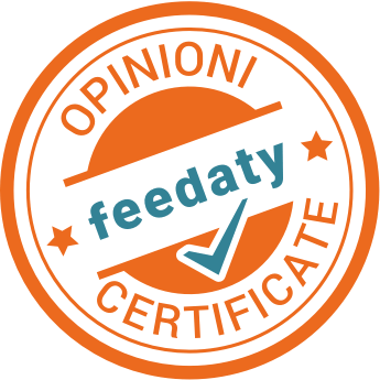 FEEDATY has issued the SILVER Certificate for our service ★★★★★